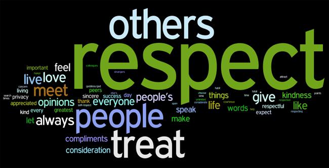Làm sao để người khác trân trọng