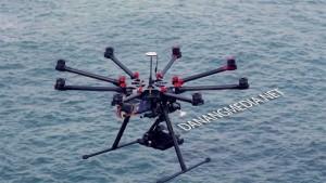Dịch vụ chụp ảnh bằng flyycam tại Đà Nẵng