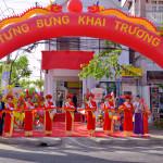 Lân sư rồng sự kiện tại Đà Nẵng & Miền Trung