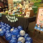 Tổ chức trang trí sinh nhật thôi nôi tại Đà Nẵng