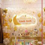 Trang trí sinh nhật cho bé cấp 1 tại Đà Nẵng