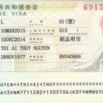 Dịch vụ làm VISA Trung Quốc tại Đà Nẵng