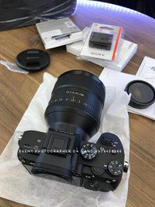 Set up máy ảnh Sony A7 III