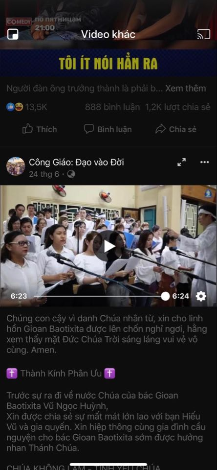 Cách tải video Facebook